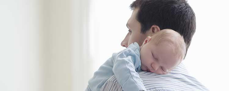 Vaterschaftsurlaub in der Schweiz